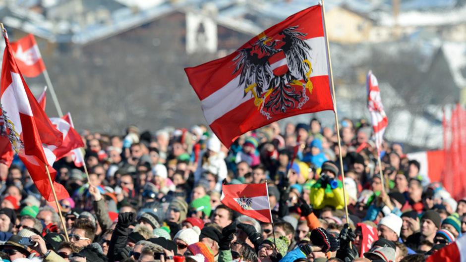 Sportveranstaltungen wie das Kitzbüheler Hahnenkammrennen brauchen wirtschaftliche Unterstützung.