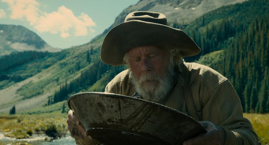 "Tom Waits als Volksweisen singender Goldsucher in der Wild-West-Vignetten-Sammlung ""The Ballad of Buster Scruggs"".<span class=&quot;TT11_Fotohinweis&quot;>Foto: Netflix</span>"