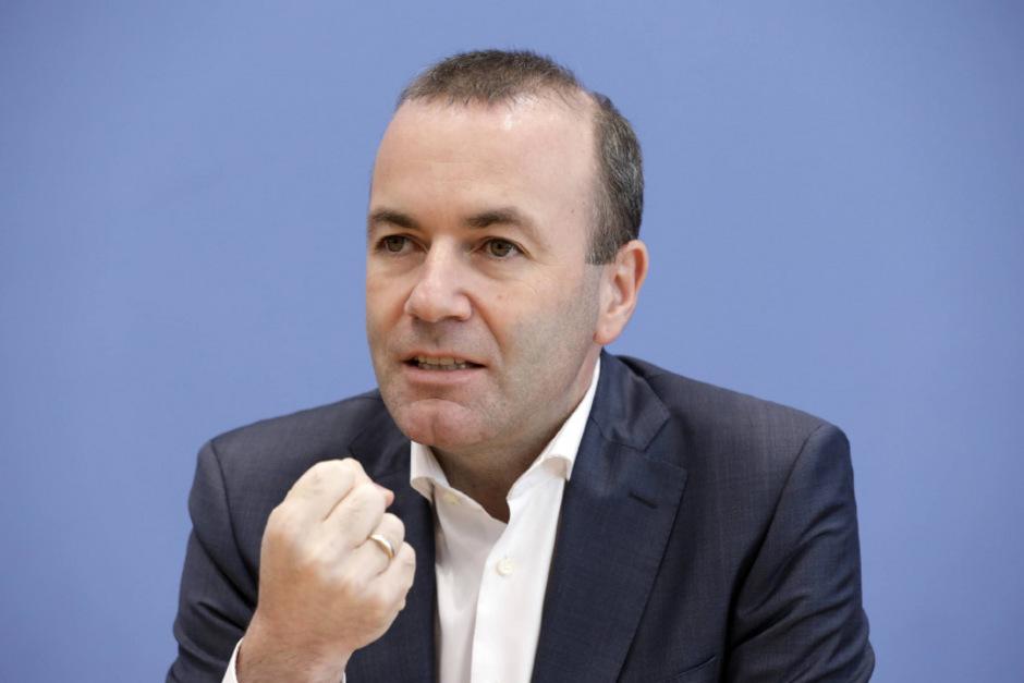EVP-Chef Manfred Weber will EU-Kommissionspräsident werden.