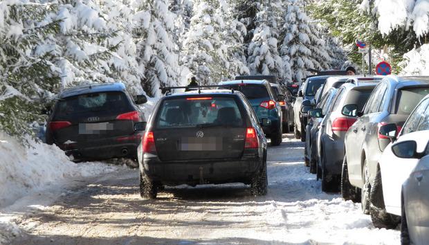 Die Verkehrssituation war letztes Jahr mehr als chaotisch.