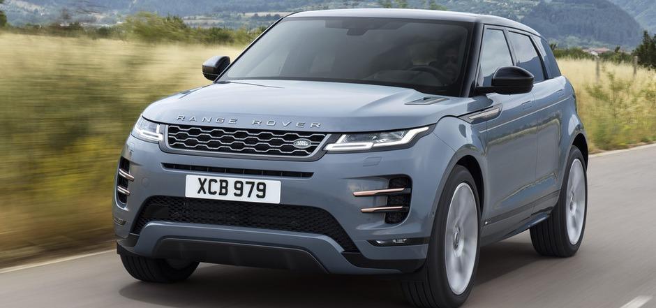 Kühle Ästhetik à la Velar mit modernster Technik darunter: Die zweite Generation des Range Rover Evoque setzt Maßstäbe im Segment der Kompakt-SUVs.