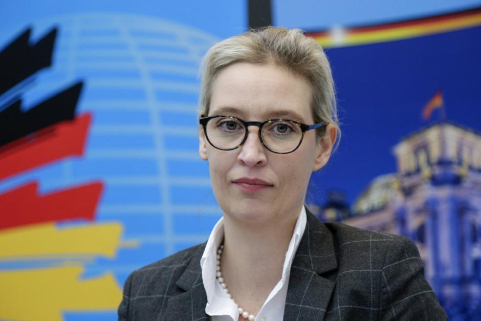 Der AfD-Bundesvorstand hatte sich am vergangenen Freitag hinter Alice Weidel gestellt.