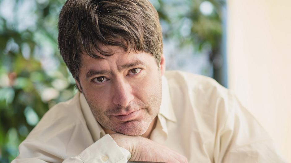 """Gerhard Jäger war zuletzt für seinen Roman """"All die Nacht über uns"""" für den Österreichischen Buchpreis nominiert."""