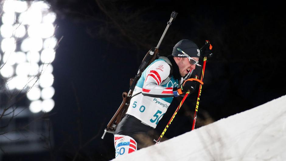 Den Schwung von Pyeongchang – eine Bronzemedaille – möchte der Tiroler Biathlet Dominik Landertinger in die kommende Saison mitnehmen.