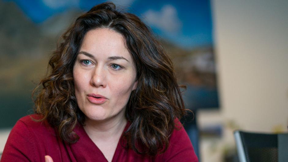 Landeshauptmann-Stellvertreterin Ingrid Felipe sieht die grüne Regierungsbeteiligung nicht in Gefahr.