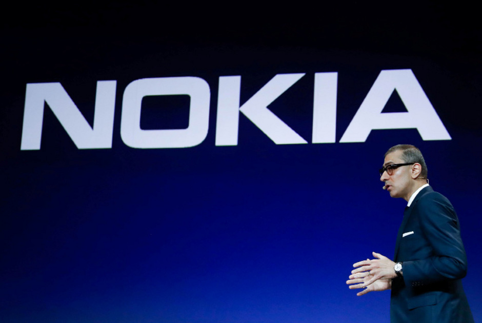 Nokia-Chef Rajeev Suri.