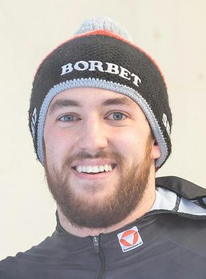 Der Tiroler Bobpilot Benni Maier hofft auf Spenden.