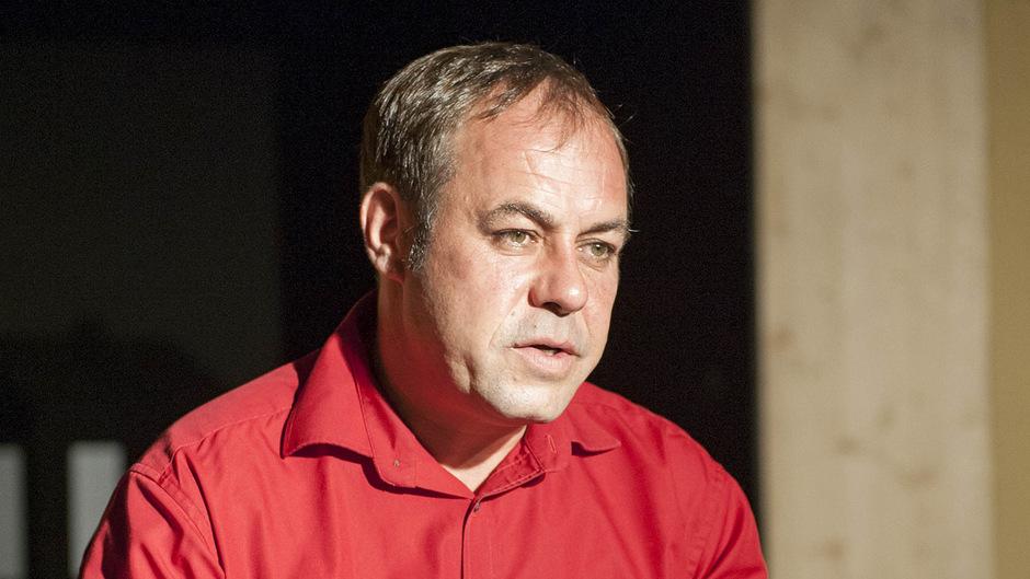 Manfred Schild leitet seit acht Jahren das Kellertheater.