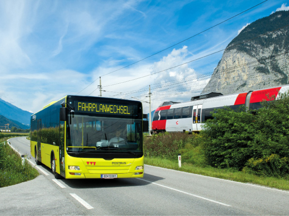 """Ob für Bus- oder Bahnkunden – der Fahrplanwechsel am 9. Dezember bringt einige Neuerungen für Tirols Öffi-Nutzer.<span class=""""TT11_Fotohinweis"""">Foto: VVT</span>"""