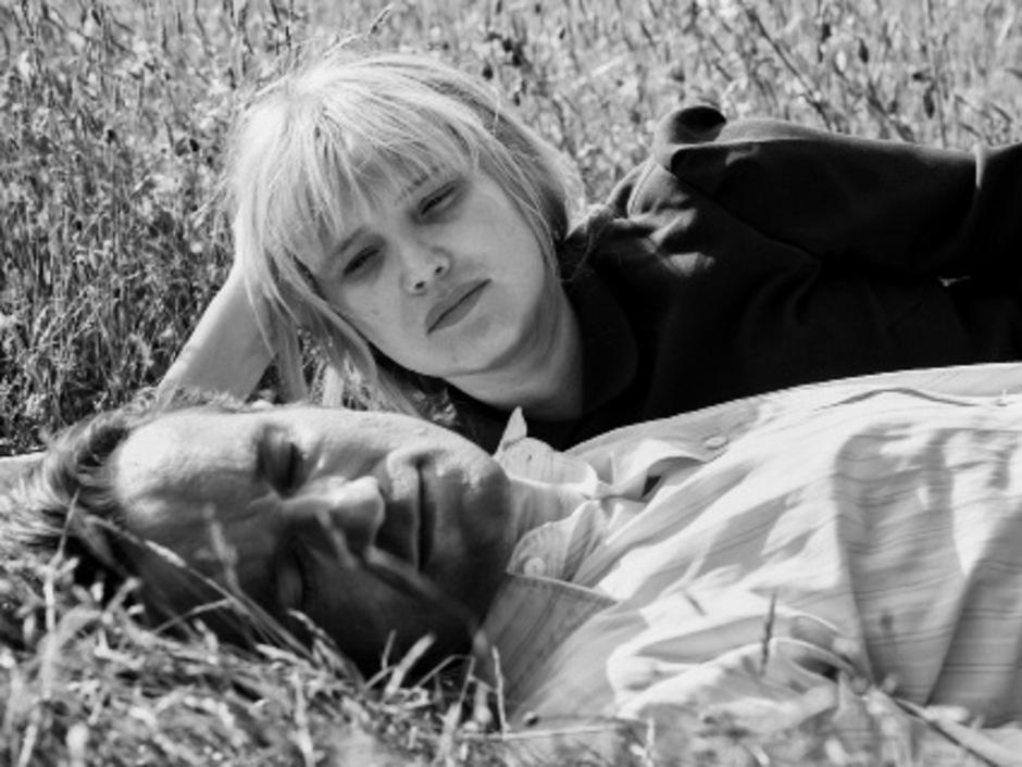 """Können nicht miteinander, aber auch nicht ohne einander leben: Wiktor (Tomasz Kot) und Zula (Joanna Kulig) in """"Cold War""""."""