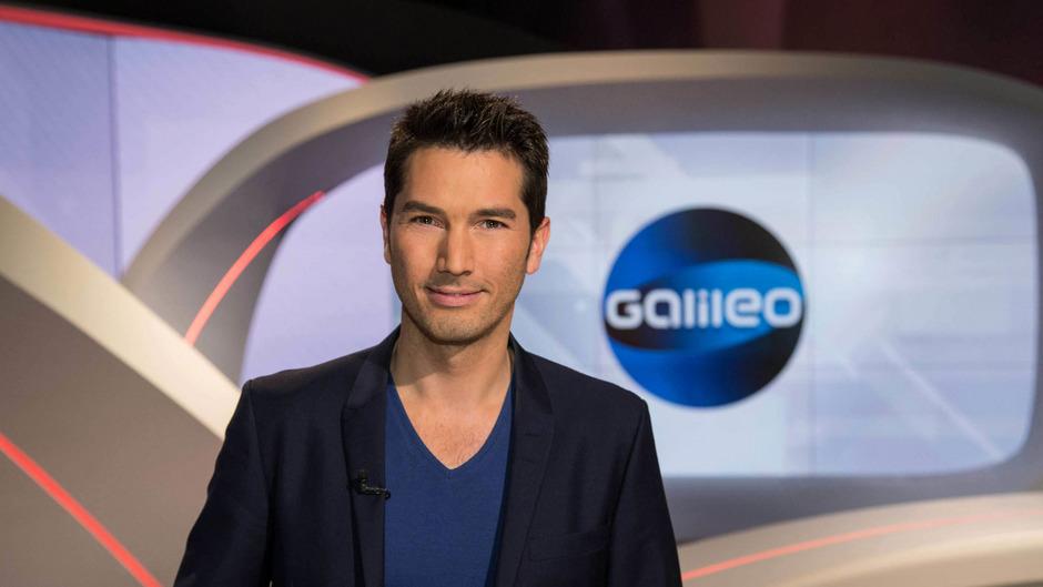 """Stefan Gödde, Moderator der Pro7 Sendung """"Galileo"""" führt durch den ersten Change Summit."""