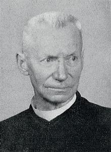 Johann Müller Geboren: 23. Mai 1868 in Blons. Von 1891 bis 1896 Pfarrer in Warth.