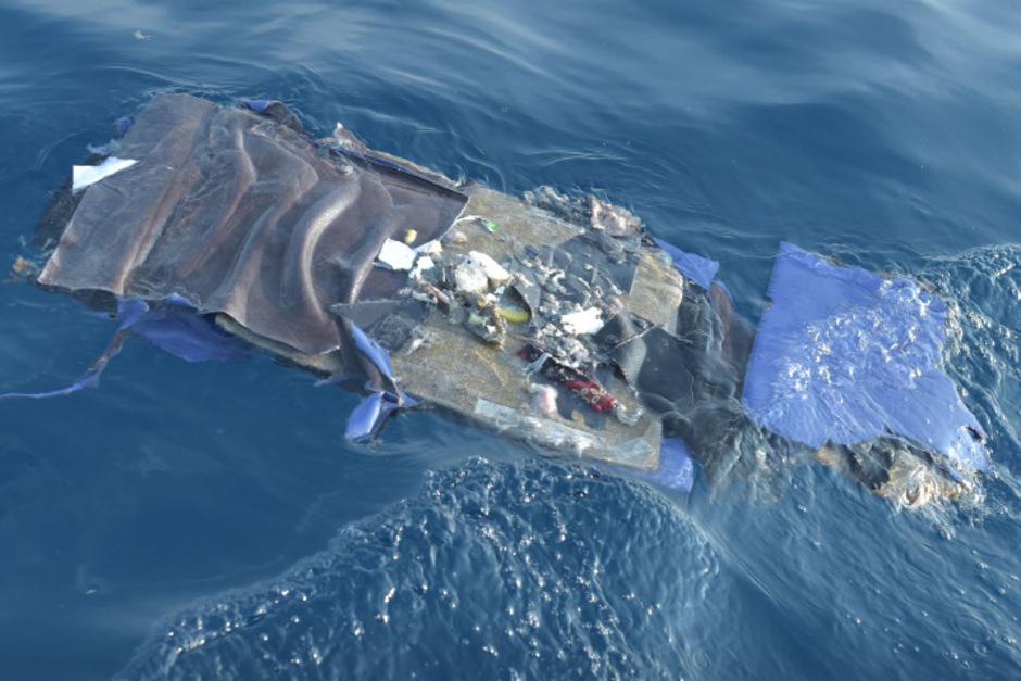 Suchteams konnten das Wrack der Maschine auf dem Meeresgrund ausfindig machen.
