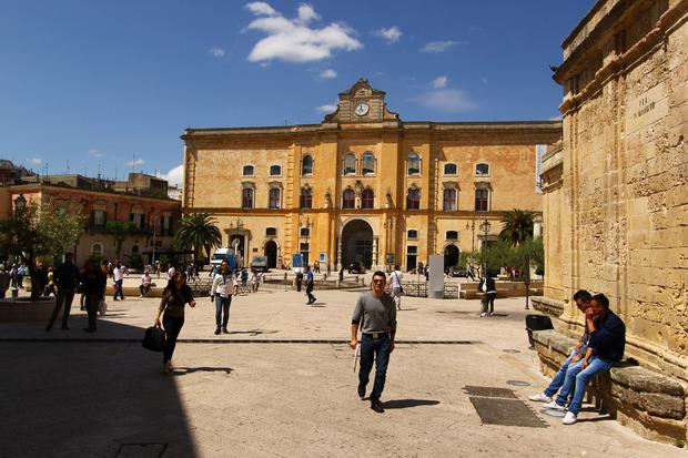 Die süditalienische Stadt Matera ist 2019 die Kulturhauptstadt Europas.