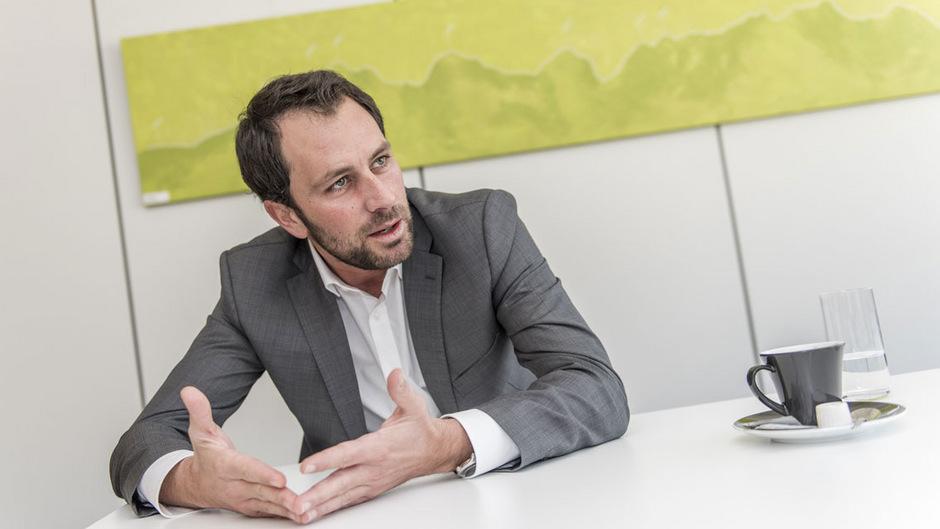 Der designierte SPÖ-Chef Georg Dornauer.