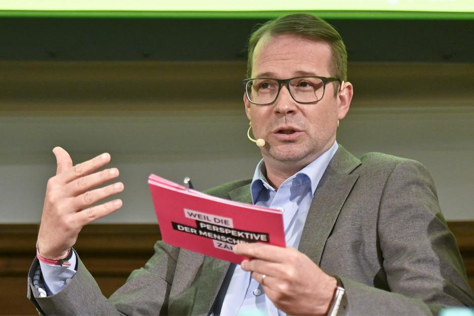 Ein Mandat haben die NEOS bei der vergangenen EU-Wahl erreicht, bei der kommenden sollen es zwei Sitze werden, sagt Donig.