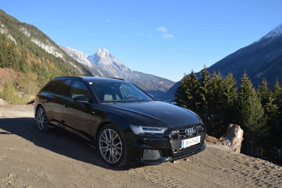 Audi hat das Bauen schöner Kombis nicht verlernt, wie der neue A6 Avant beweist.