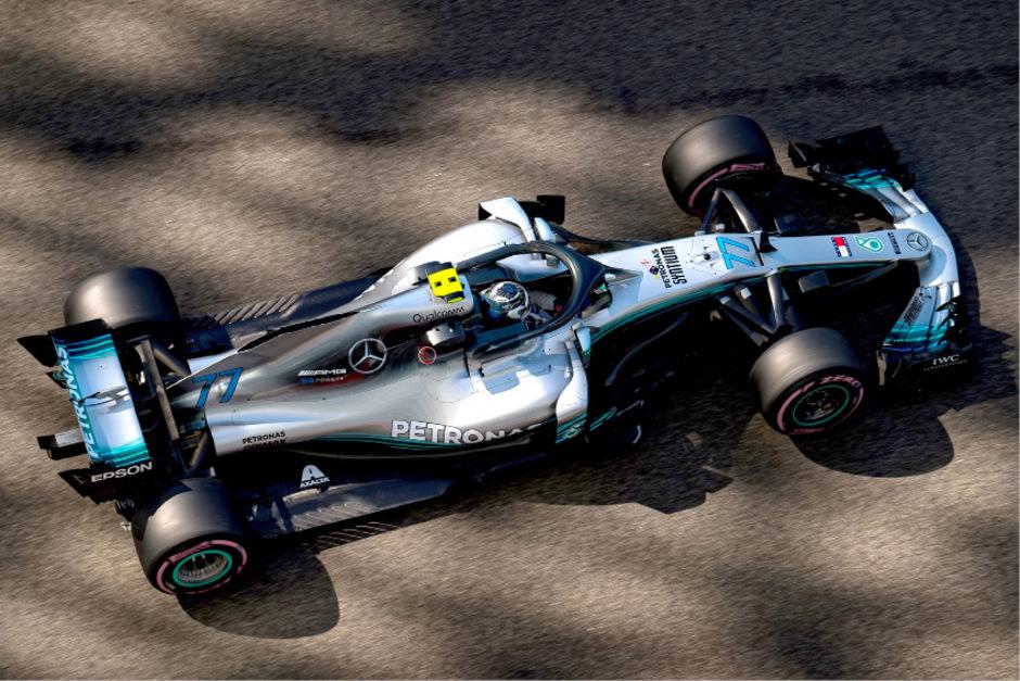 Drehte am Freitag die schnellste Runde: Valtteri Bottas.
