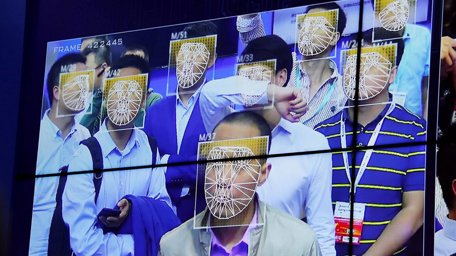 Derzeit sind in China rund 170 Millionen Überwachungskameras im Einsatz - Tendenz steigend.