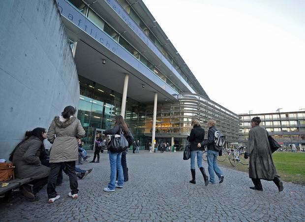 Den Einzug der Universität ins Zentrum und damit die Belebung eines vormals blinden Flecks habe der SoWi-Bau gebracht.