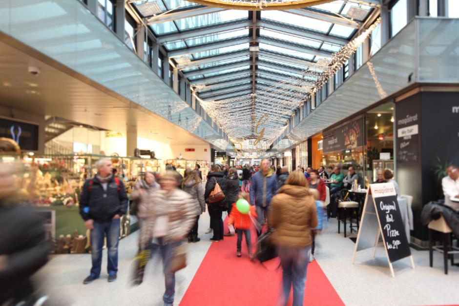 Die Rathausgalerien in Innsbruck halten die Experten für ein gelungenes Beispiel für Stadtentwicklung.