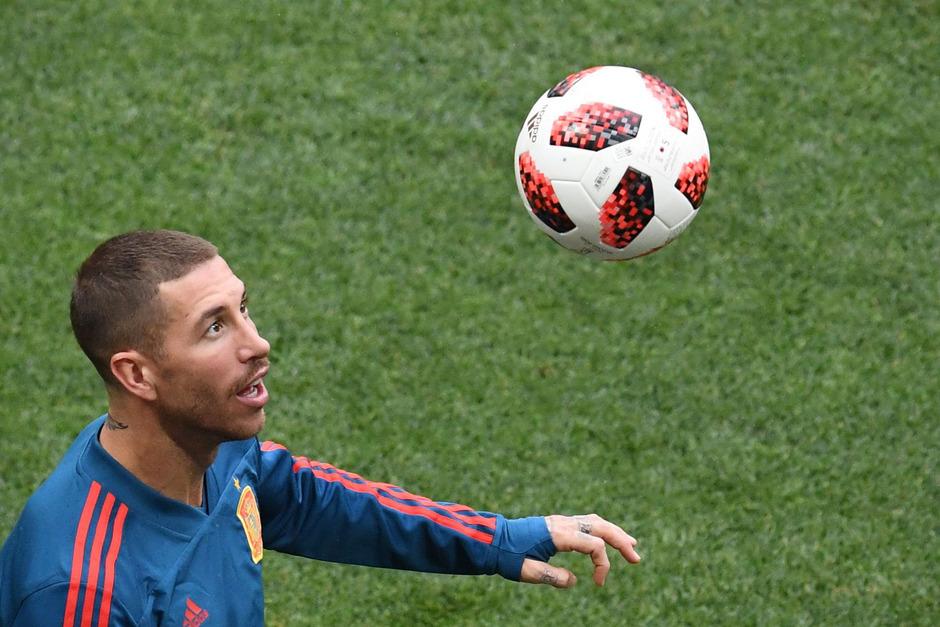 Spanien- und Real-Madrid-Kapitän Sergio Ramos.