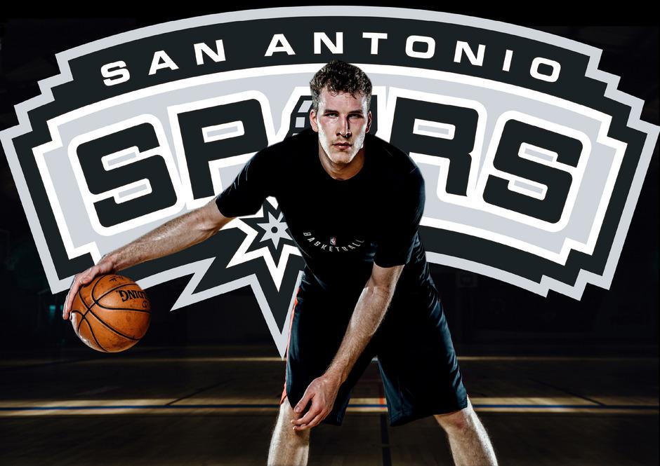 Neo-Spurs Jakob Pöltl.