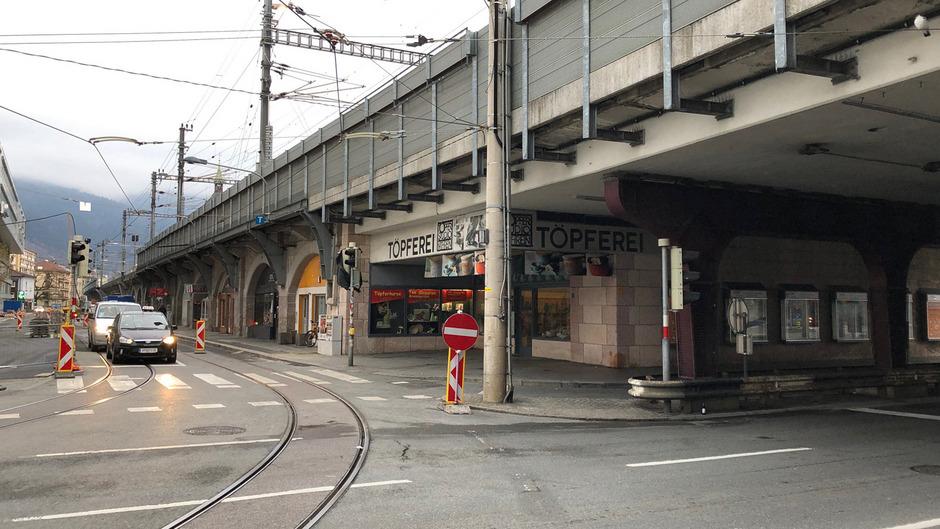 Immer wieder kommt es im Bereich der Bogenmeile in Innsbruck zu Zwischenfällen.