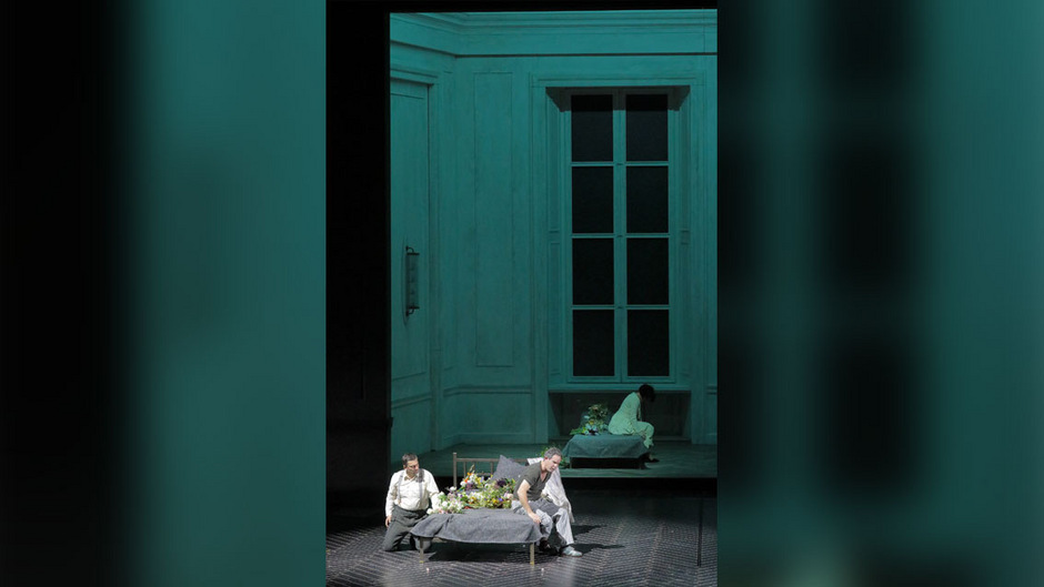 Verdi trifft Strindberg: Regisseurin Amélie Niermeyer orientierte sich szenisch an nordischen Kammerspielen.