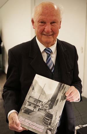 Hans Thöni schloss mit seinem Buch eine zehnjährige Arbeit ab.
