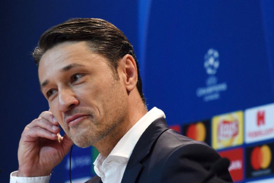 Steht heftig in der Kritik: Bayern-Coach Niko Kovac.