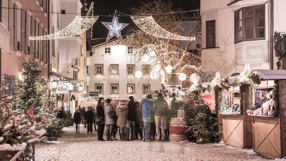 Adventmarkt in Kitzbühel