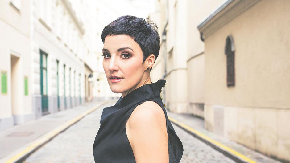 """Mit ihrem Album """"Klee"""" kommt Ina Regen nächstes Jahr auf ihrer Tour auch nach Tirol."""