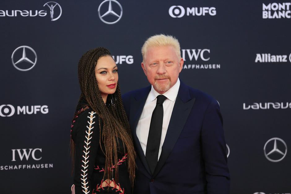 Boris und Lilly Becker bei einem gemeinsamen Auftritt im vergangenen Februar.
