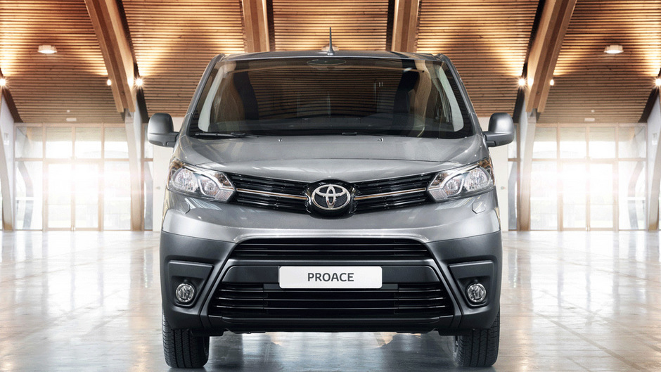 Nach dem Proace will Toyota ein weiteres kompaktes Nutzfahrzeug von der Groupe PSA beziehen.