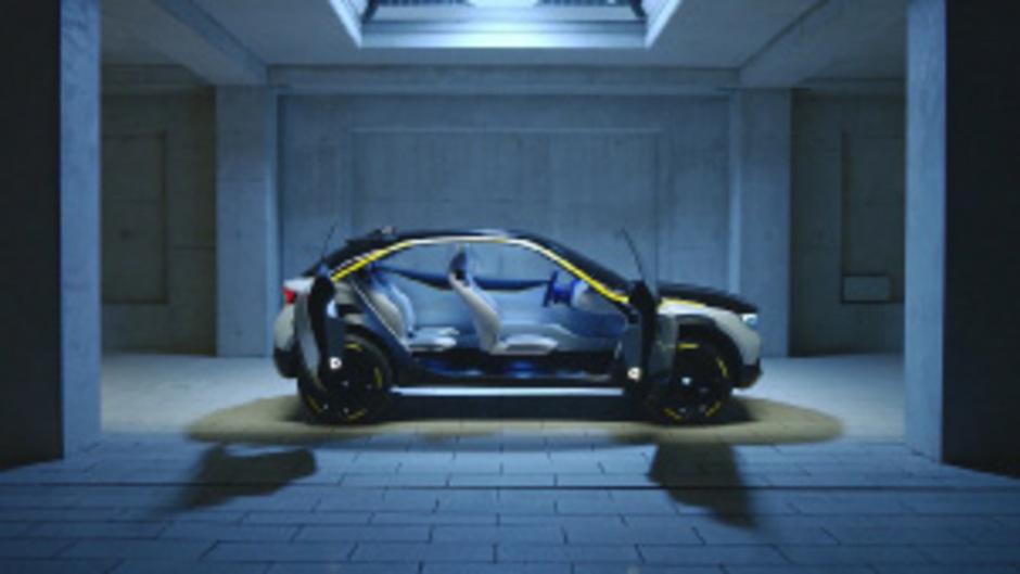 Die Studie GT X Experimental zeigt, wie sich Opel Design-Elemente der Zukunft vorstellt.