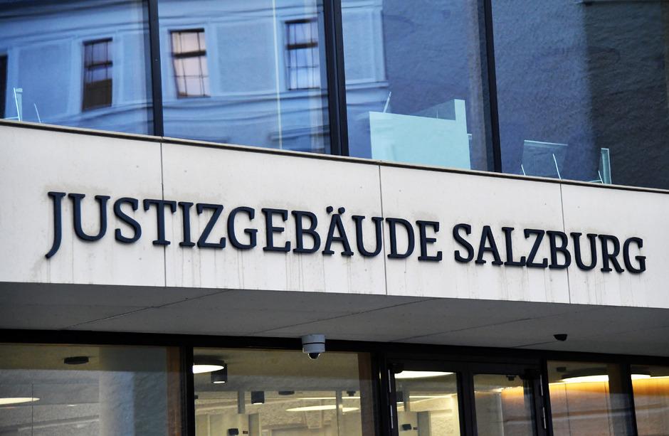 In Salzburg stand der 33-Jährige vor Gericht.