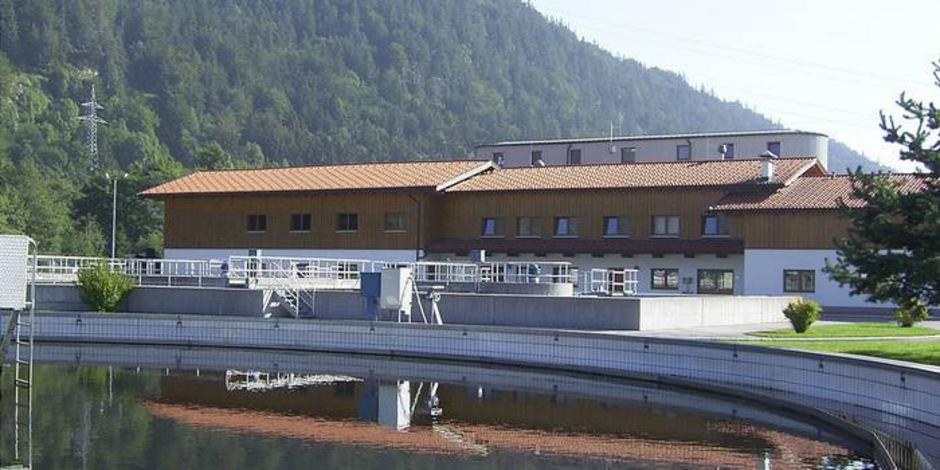Die Anlage in Vils ist bis zu 92 Prozent ausgelastet.