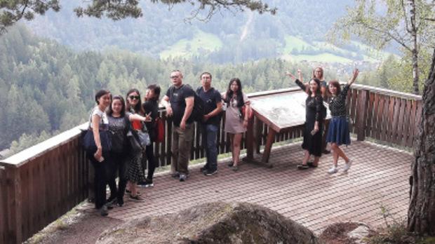 179.000 Chinesen sorgen in Innsbruck für 192.000 Nächtigungen im Jahr. Die Italiener bringen es auf 187.000 Übernachtungen.