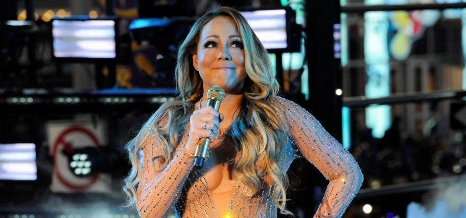 Sängerin Mariah Carey.