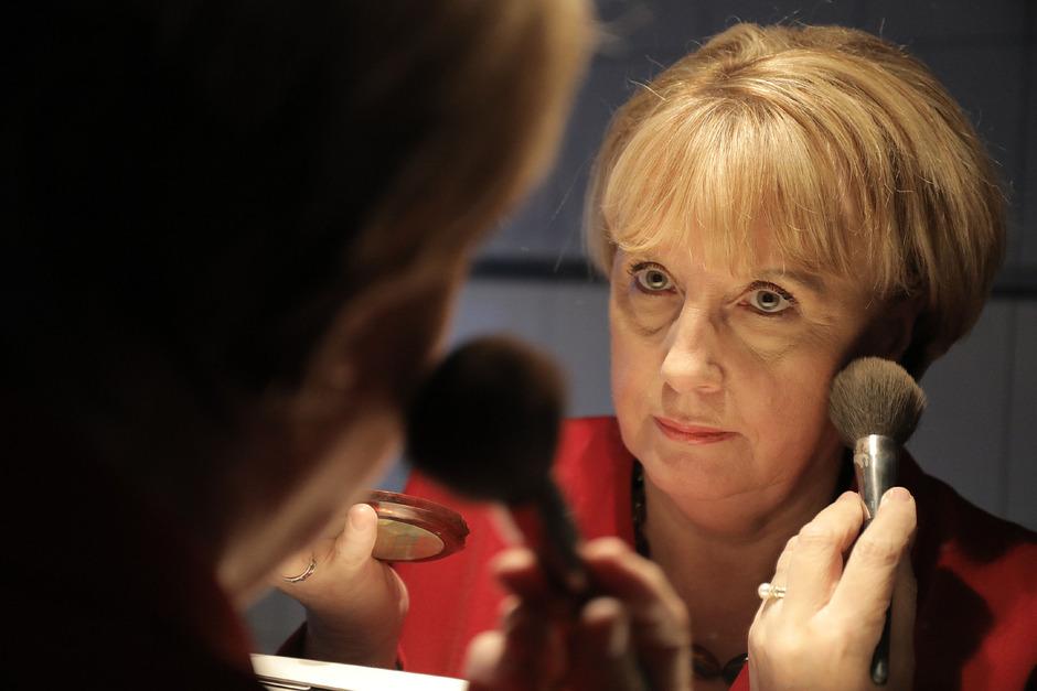 """""""Ich freue mich, dass es dann ein bisschen ruhiger wird - für Frau Merkel und für mich"""", so Wanecki."""