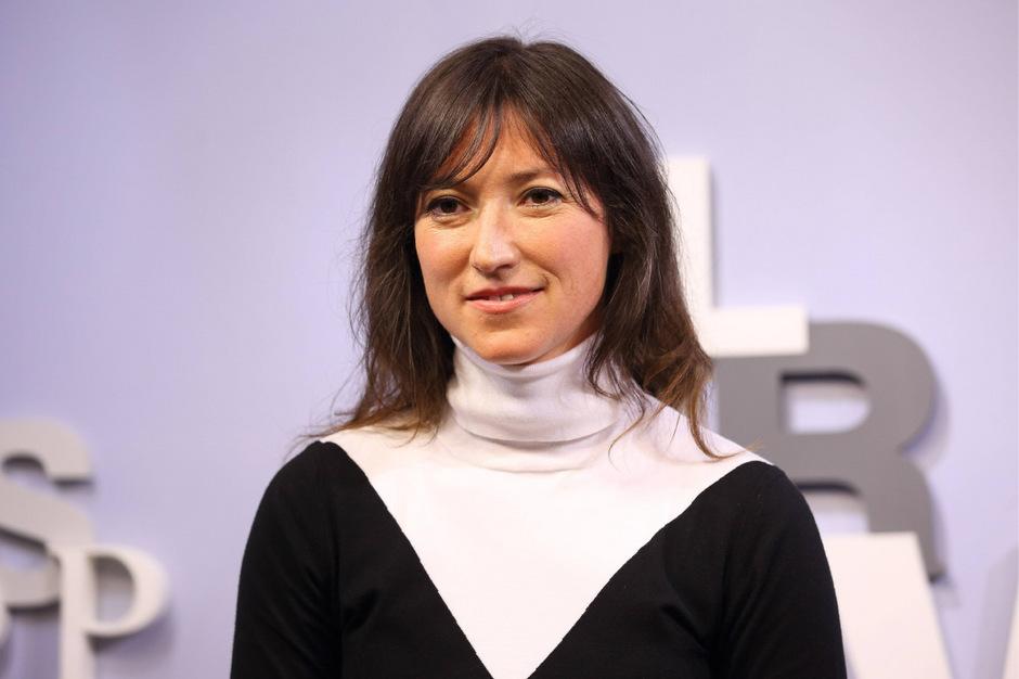 """Die Autorin Charlotte Roche wurde mit dem Roman """"Feuchtgebiete"""" 2008 bekannt."""