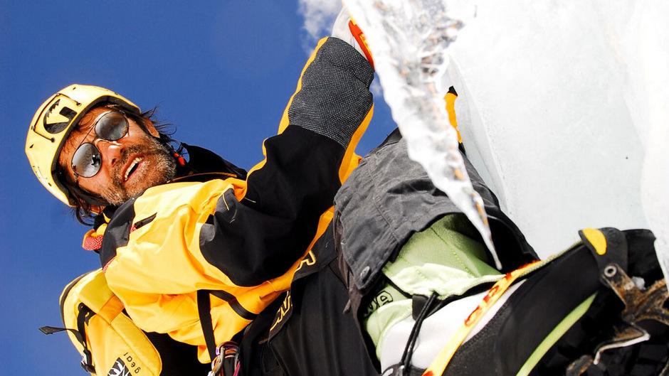 Hans Kammerlander überlebte Dramen am Berg.