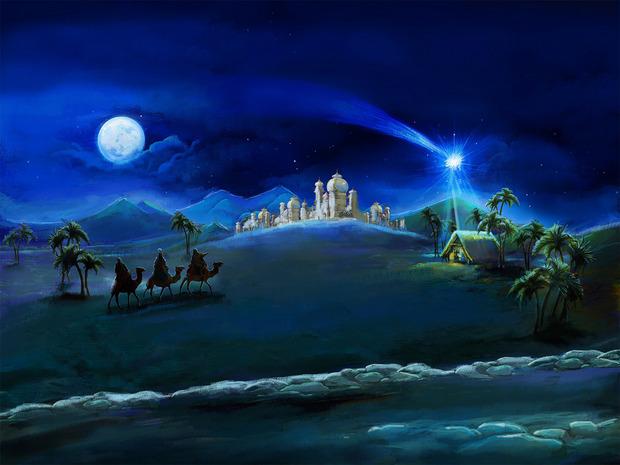 Auch dieses Jahr wird im Zeiss-Planetarium in Schwaz die Geschichte des Sterns von Bethlehem erzählt.