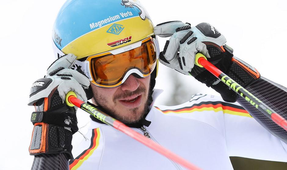 Zurück auf der Rennpiste: DSV-Star Felix Neureuther.