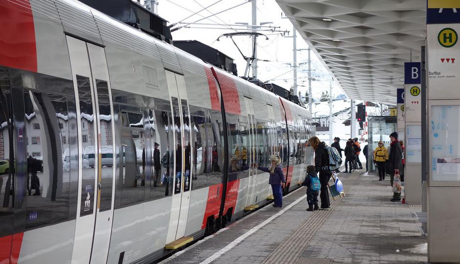Am Montag wird der um 22,8 Millionen Euro neu gestaltete WM-Bahnhof in Seefeld mit einem Festakt offiziell eröffnet.