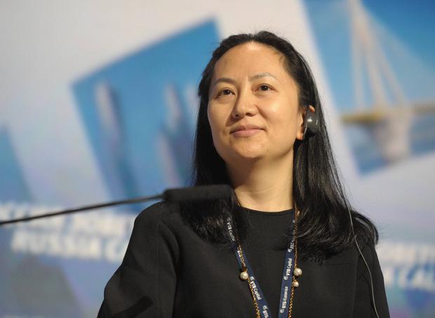 Meng Wanzhou, Finanzchefin bei Huawei und Tochter des Firmengründers.