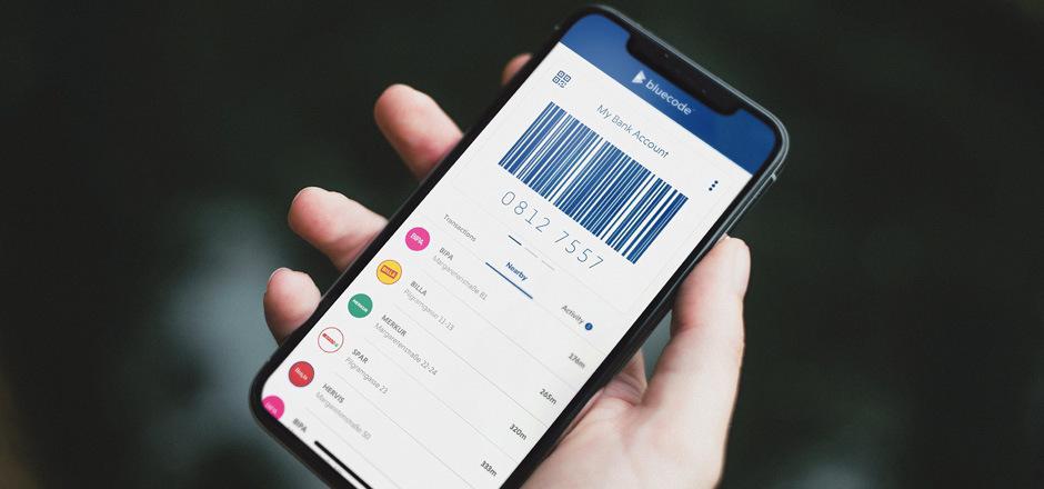 Um mit dem Handy im stationären Handel bezahlen zu können, benötigt es eine Technologie, die ursprünglich in Tirol von Michael Suitner entwickelt wurde.
