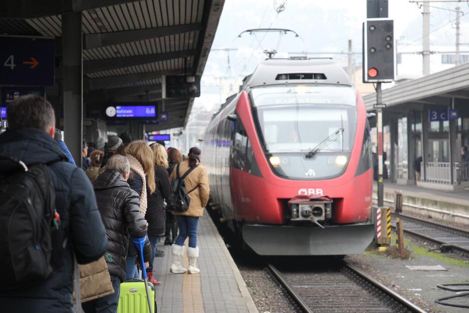 Neuer öbb Fahrplan Mehr Verbindungen Zwischen Lienz Und