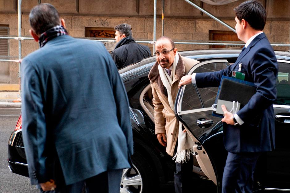 Saudi-Arabiens Energieminister Chalid al-Falih.